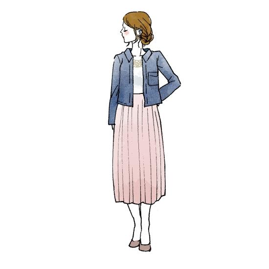 春の映画デートにおすすめの服装69353