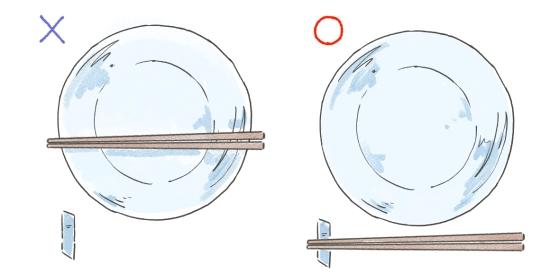 お箸のマナー130012